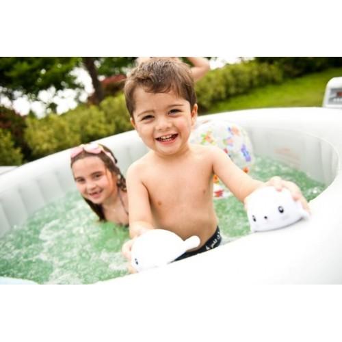 Nafukovací vířivá vana Oasis M-022LS Sapphire LITE si okamžitě vaše děti zamilují.