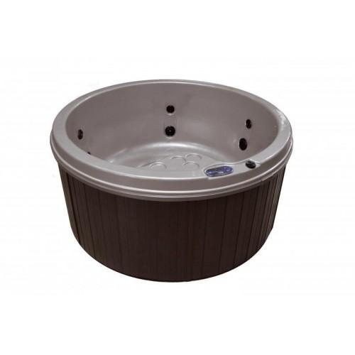 luxusní akrylátová vířivka VIKING 1 pro 4 - 5 osob je kruhová vířivka vyrobená v USA