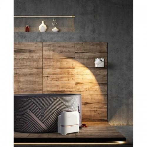 Nafukovací vířivá vana Mono C-MO06 CONCEPT díky svému modernímu designu nádherně doladí váš interiér.